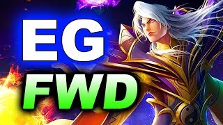 EG vs FORWARD - GAME OF THE DAY! - KUALA LUMPUR MAJOR DOTA 2