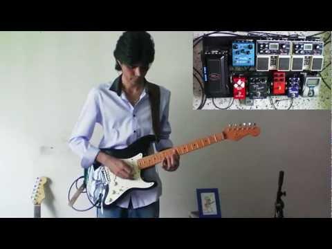 Unwell - Matchbox 20 (guitar cover)