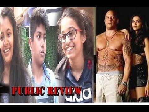 xXx: Return of Xander Cage Public Review | Deepika Padukone | Vin Diesel