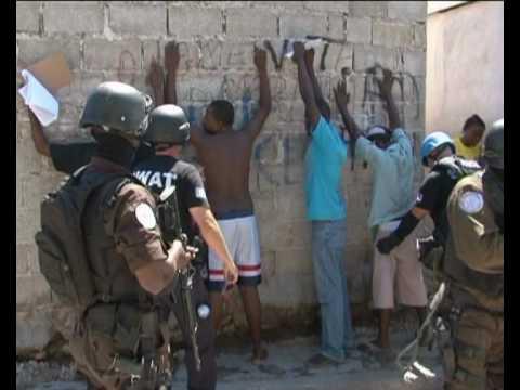 MaximsNewsNetwork: HAITI PRISONERS & U.N. POLICE (MINUSTAH)