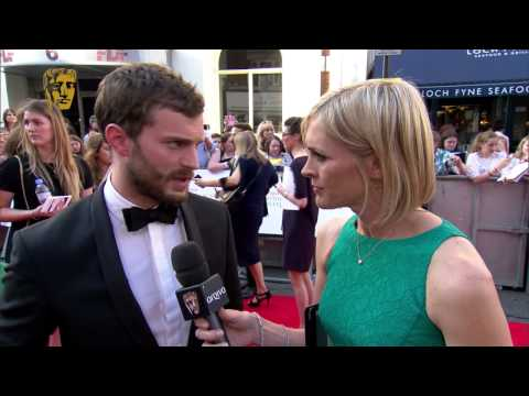 Jamie Dornan - BAFTA Television Awards Red Carpet in 2014