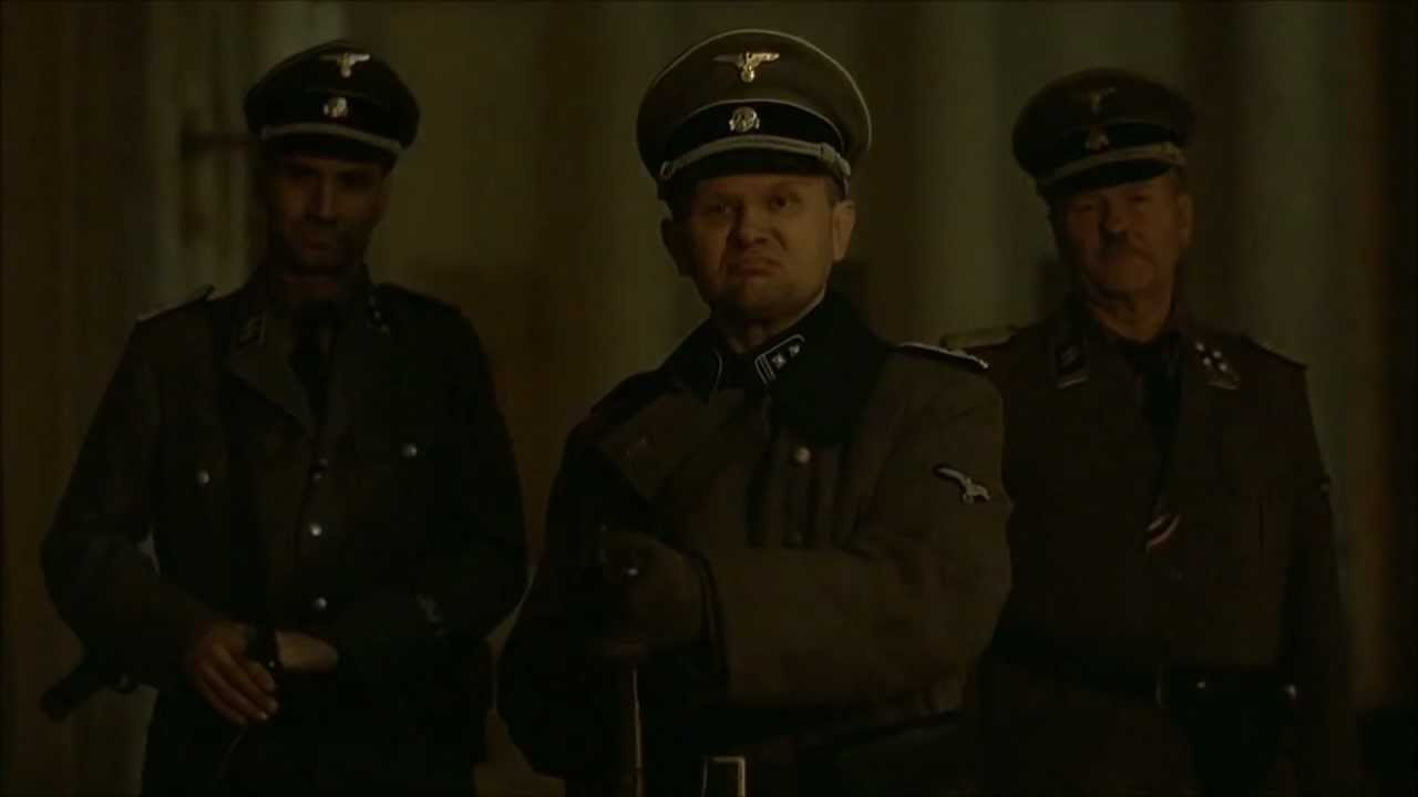 Hitler gets everyone to try and kill Fegelein