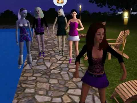 Los sims 3 salto a la fama: Monster High