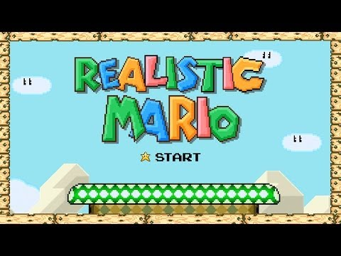 Realistic Mario: Yoshi