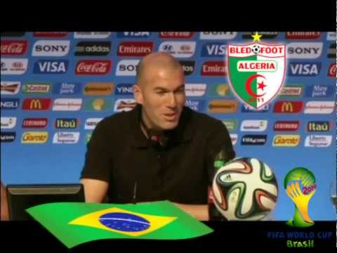 Zinedine Zidane 2014 :