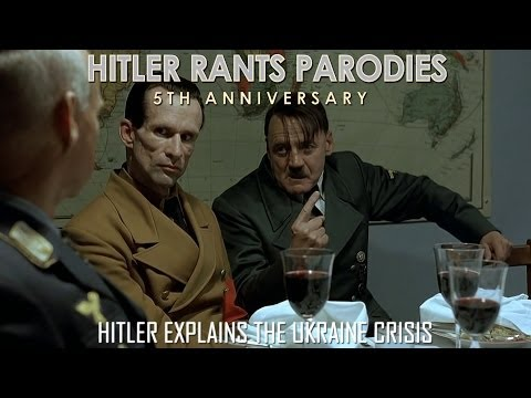 Hitler explains the Ukraine crisis