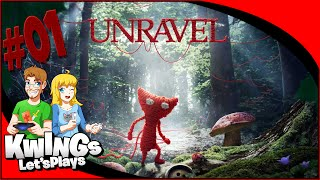 Unravel Part 1 Thistle & Weeds Gameplay