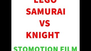 Lego Samurai VS Knight / Lego Samuray VS Şövalye