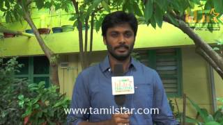 Rijan At Azhagendra Sollukku Amudha Movie Team Interview