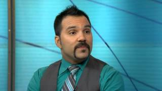 JUAN CALDERON TALKS ABOUT HEALTH BENEFITS OF SALSA