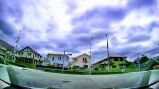 神戸大霊苑 道路案内(西神中央方面から)