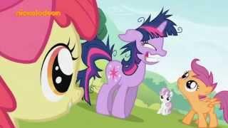 [Greek] - MLP:FiM - Crazy Twilight makes a Friendship problem (S02E03)