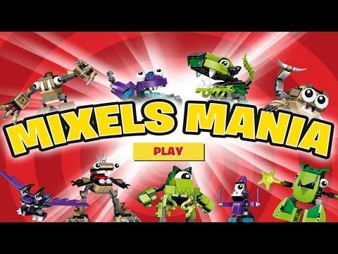 Lego Mixels - Mixel Mania 3 Mix. Murp. Max