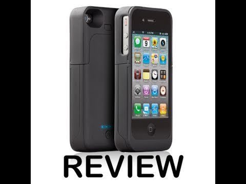 Case-Mate Fuel Lite Case Review for the iPhone 4
