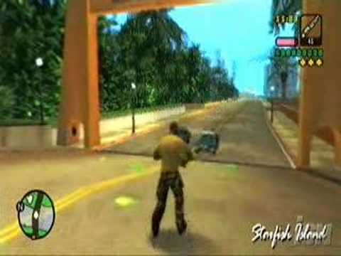 Gta Vice City Gameplay Gta Vice City Stories Ps2