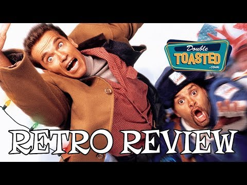 JINGLE ALL THE WAY - RETRO MOVIE REVIEW HIGHLIGHT - Double Toasted