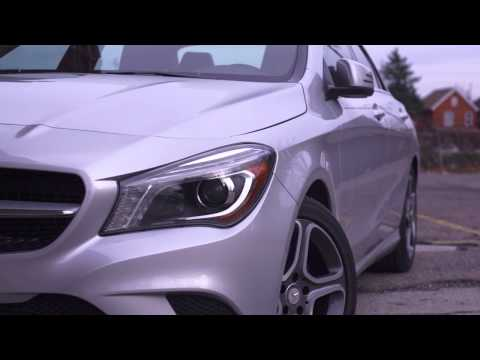 Review: 2014 Mercedes-Benz CLA