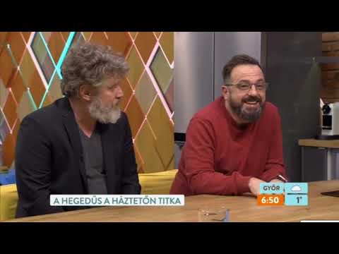 Görög László fergeteges sikere a Hegedűs a háztetőn c musical miskolci bemutatóján 2019. 11. 29-én