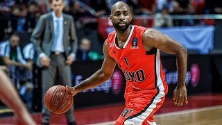 Highlights Lokomotiv Kuban vs Union Olimpija 7DAYS EuroCup 16.11.2016