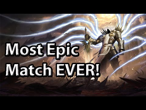 MOST EPIC match ever! Semifinal: WANP vs. 3DMAX - Heroes of the Storm
