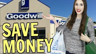 Thrift Store Shopping Hacks & Tips | Come Thrifting with Me!