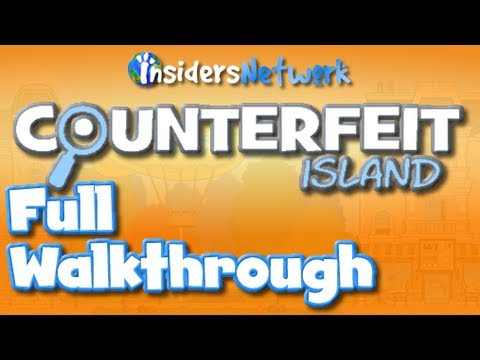  Poptropica: Counterfeit Island Full Walkthrough 