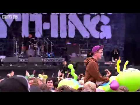 Enter Shikari - Zzzonked @ Reading Festival 2011