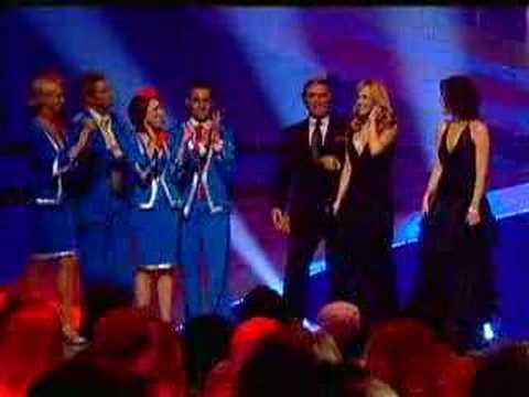 Wogan's shambolic Eurovision announcement!
