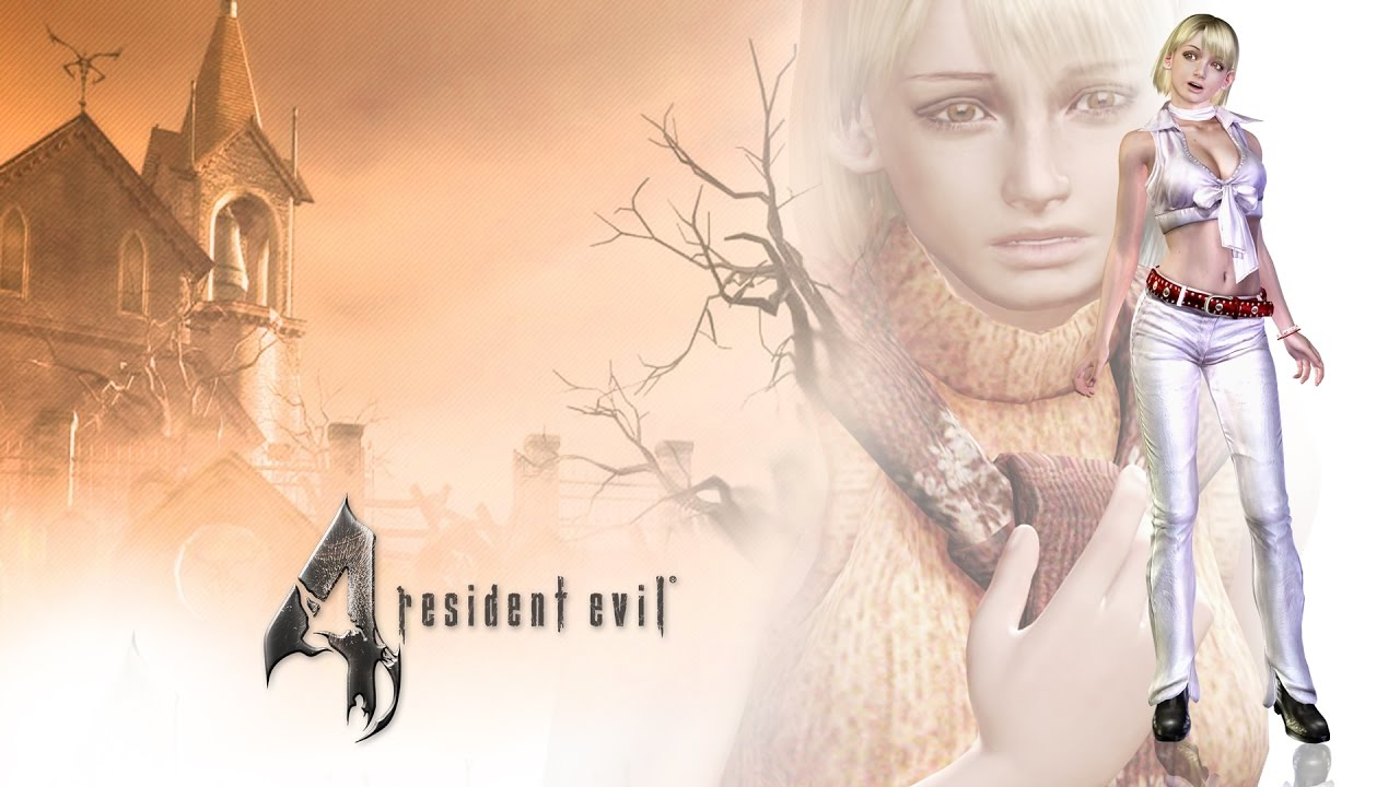 Resident evil 4 ashley hot sex xxx download