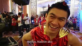 The Return of Bai Elorde: a Boxing Vlog