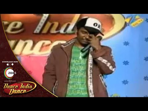 Lux Dance India Dance Season 2 Jan 02 '10 Mega Auditions - Dharmesh