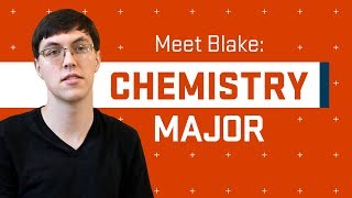 Meet a Science Major: Blake Day, Chemistry