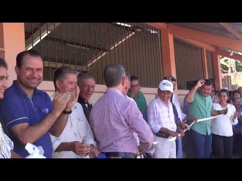 Microinformativo Yo Soy de Chone - Agua domiciliaria para Río Grande