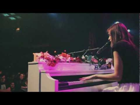 Christina Perri - I Believe [live] video