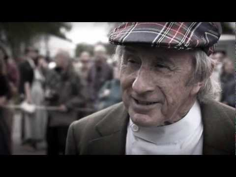Mercedes-Benz TV: Silver arrows at Goodwood Revival 2012