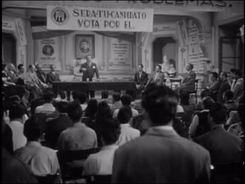 Pelicula: Si yo fuera Diputado (Cantinflas) - Audio Latino - Parte Unica