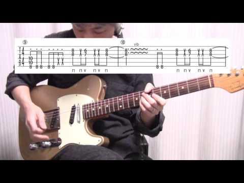 ■TAB譜付!ロッキーのテーマでギターの練習をしましょう!
