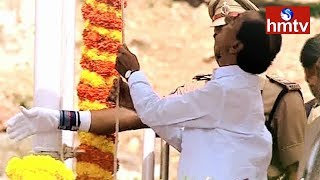 72nd Independence Day Celebrations In Telangana | hmtv