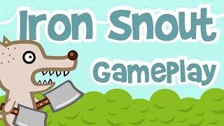 Iron snout | ba con sói là chuyện nhỏ thôi!
