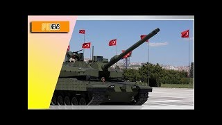 News 24h - Future of Turkey-made tank in doubt over foreign role