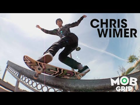 Chris Wimer: Poods Park | The Grippiest
