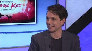 Ralph Macchio joins NHL Celebrity Wrap to chat about his passion for the Islanders
