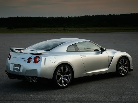 [ City Car Driving ]  test drive . car reviews - Nissan GT-R
