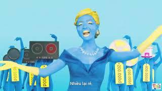 Quảng cáo điện máy xanh mới nhất - Phiên bản duyên phận