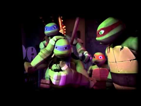 TMNT 2012 Episode 18 Part 1/2