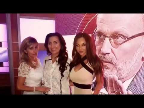 Vlog ❤  Александр Гордон Закулисье телепередачи на Первом