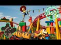360º Ride on Slinky Dog Dash