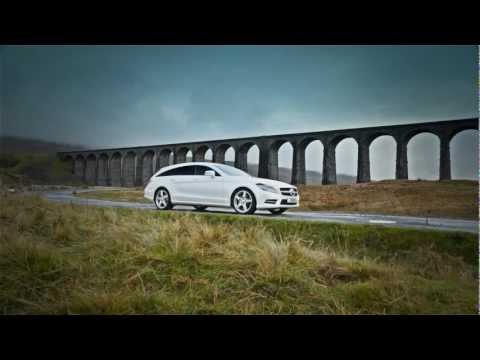 Mercedes-Benz CLS Shooting Brake, промо