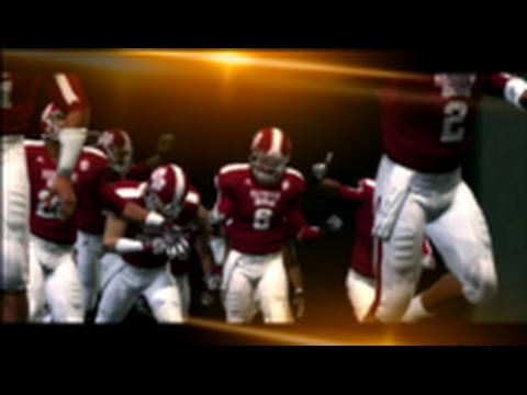 NCAA Football 14 PS3 converted to 15 LSU Tigers vs Mississippi State Bulldogs