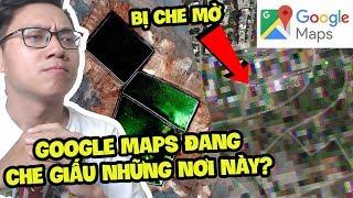 GOOGLE MAPS (BẢN ĐỒ) CHE GIẤU CHÚNG TA NHỮNG NƠI NÀY? (Sơn Đù Vlog Reaction)
